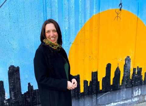 ny jobb: Hanne W. Lier (47) fra Lierfoss er leder for Aftenpostens Oslo-satsing.