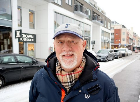 Bjørn-Erik Børresen har 20 års fartstid bak seg som trener i Høland IL og har bidratt sterkt til mye håndballglede i bygda. Arkivfoto: Tina Aardahl