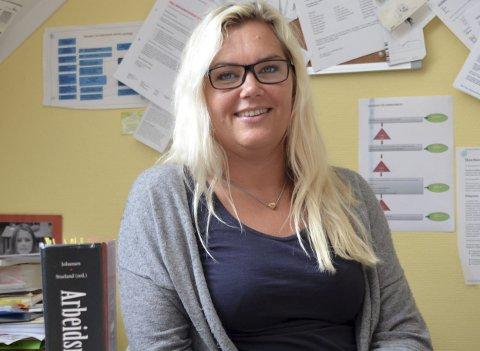 Forebygge: Risikokartlegging og opplæring er viktig for å forebygge trusler og vold mot ansatte, sier hovedverneombud Gry Elisabeth Nilsen.