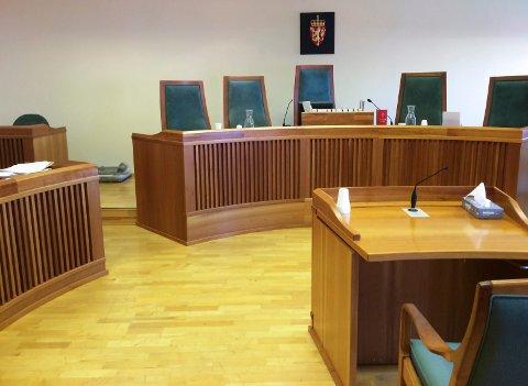 Mannen ble dømt i retten, men slipper å sone. Illustrasjonsfoto: Elin Frisch Selås