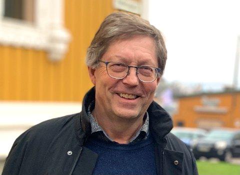 Varaordfører Jan Petter Abrahamsen (H).