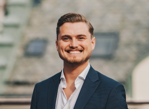 GRÜNDER: Daniel Sandåker Heldal fra Neslandsvatn opplever stor etterspørsel for det nyopprettede firmaet i Bergen.