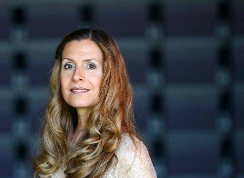 SOLIST: Anne-Carolyn Schlüter fra Kongsberg.
