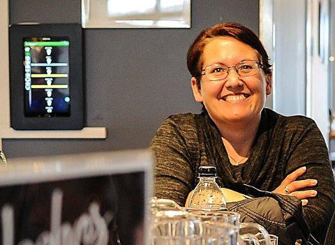 OPPROP: Leontine Zakariassen har opprettet en underskriftskampanje for flytting av Meheia-bommen.
