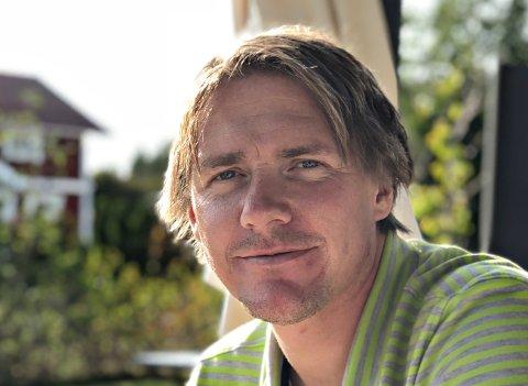 ALENE IGJEN: Tirsdag formiddag viser resultatene at Morten Rudi Sommer er den eneste som blir valgt inn i kommunestyret fra Fremskrittspartiet i Nore og Uvdal.