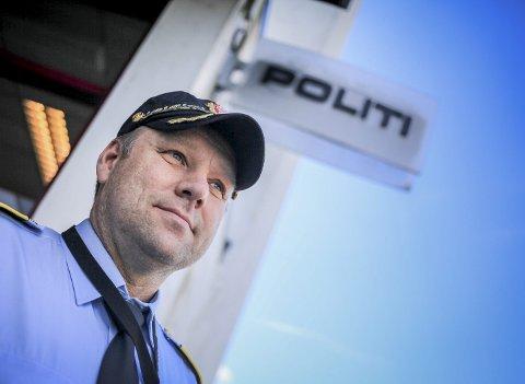 Forebygging: Politioverbetjent Anders Grøterud har jobbet med forebygging mot unge i rundt ti år  og ønsker mer ressurser til arbeidet. arkivfoto.