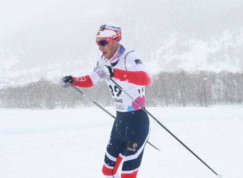 FOR EN OPPGAVE: Rådesokningen Jørgen Lippert skal avslutte for Norge når det jaktes gull under juniorenes viktigste mesterskap.