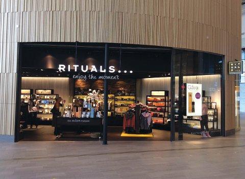 SATSER: Rituals satser i Norge og åpner nå ny, stor butikk på Mosseporten med fullt sortiment.