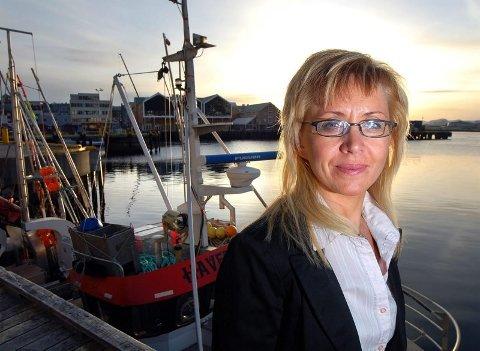 VIL BLI RÅDMANN: Irene Lange Nordahl fra Sørreisa.