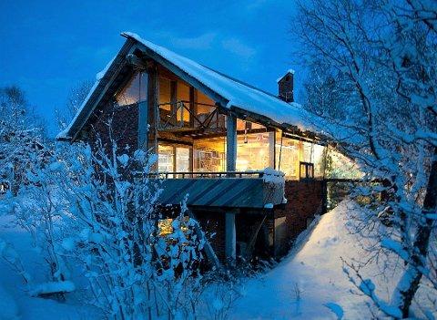 ARKITEKTKONTOR: Her har Steinsvik Arkitektkontor holdt til siden 1987. Nå selges eiendommen.