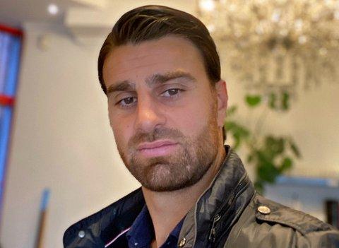 KORTVARIG TIL-HELT: George Mourad ble toppscorer i klubben det ene året han var i TIL. Han får snakke fritt i vår fotballpodkast JoMos Kosmos.