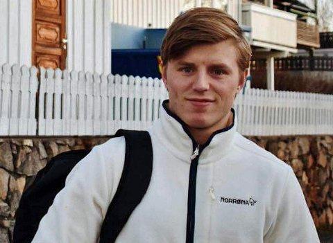 SIER STOPP: Peder W. Mæhle tok steget fra Fløya til TUIL, men etter ett år der tar han en pause fra fotballen som 25-åring.
