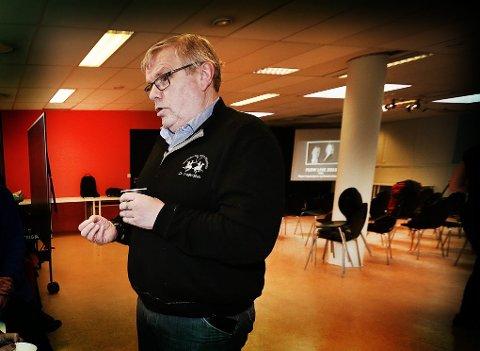Eivind Simonsen, administrerende direktør i Finale systemer i Tromsø.