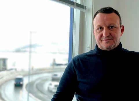 VEKST OG FALL: Neculai Grigore har to ganger  bygget opp selskap innen byggebransjen, og gått konkurs med stor gjeld til skattemyndighetene.