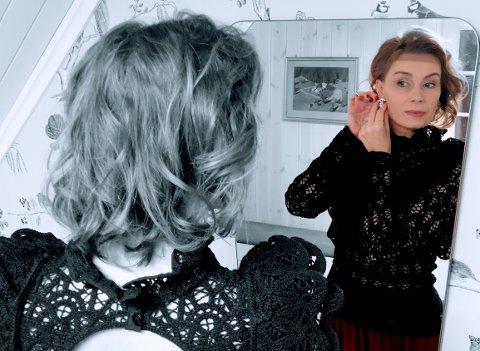 LYS OG MØRKE: Miriam Våga har sett livet fra begge sider. På det kommende albumet kommer det sanger om prøvelser, men også om håp.