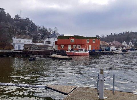Første utkast til utbygging på Ula Brygge.