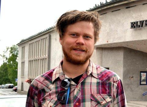 SVEN ARILD STORBEGET: Har laget dokumentarfilm om Rosenborg.