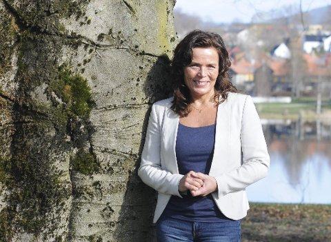 Inger Lise Stølsvik har søkt rådmannsjobben.