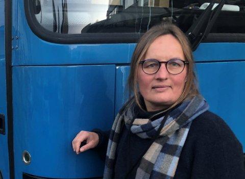 LITEN: – Sannsynligheten for at flere barn er smittet, er veldig liten. sier Karin Møller.