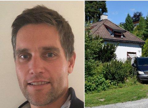 NYTT KJØP: Paul Magnus Lehne har sammen med Steffen Fagerås og Ole Alexander Heen kjøpt Skogfaret 9.