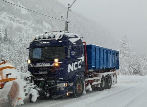 NCC var ikke blant de seks som la inn anbud på Rjukan-kontrakten 2021 - 2026. (arkivbilde)
