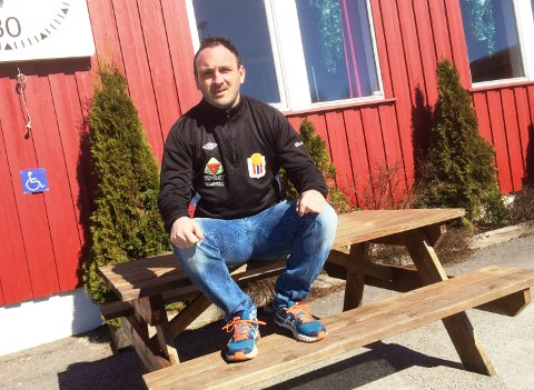 FIN ÅPNING: På tross av tunge fravær vant Eirik Soltvedts Eidsvold IF sesongens første seriekamp.