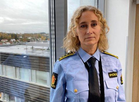 RESTANSER: Agnes Beate Hemiø er fungerende påtaleleder i Øst politidistrikt.