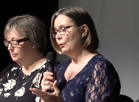 Marit Hay, hovedtillitsvalgt i Norsk sykepleierforening Sola mener traineestillinger kan lokke flere sykepleierstudenter til Sola kommune.