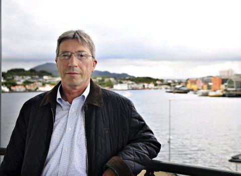 – Jeg vil gi ros til ankenemnda. De har gjort et positivt vedtak innenfor de rammene de har, sier Geir Kjønnøy.