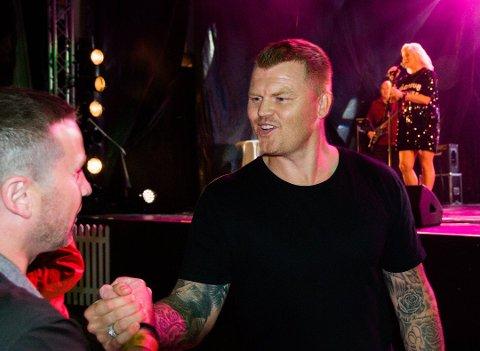OPPTUR: Tidligere fotballspiller John Arne Riise slår tilbake - økonomisk.