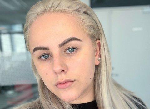 """Mia Landsem  jobber som etisk hacker hos Orange Cyberdefense, og omtales av mange som """"datadetektiv"""""""