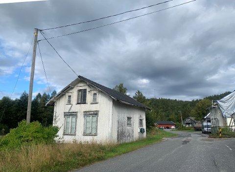 Gir det bort: Hvis du har lyst på et hus, kan du få et av Geir.