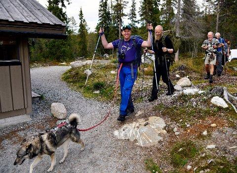 urleder på de siste etabbene, Ole-Martin Høgfoss med Vassferts Lilja, har grunn til å juble