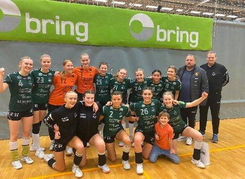 Overlegne. Sons 16-åringer var det klart beste laget i søndagens Bringrunde i Bodø. Dermed kunne de sette kursen sørover med full pott.
