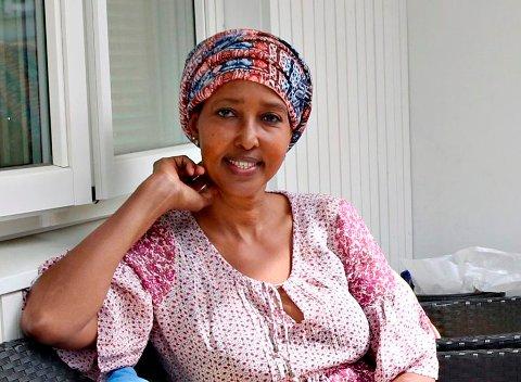 Anisa Ali Aden.