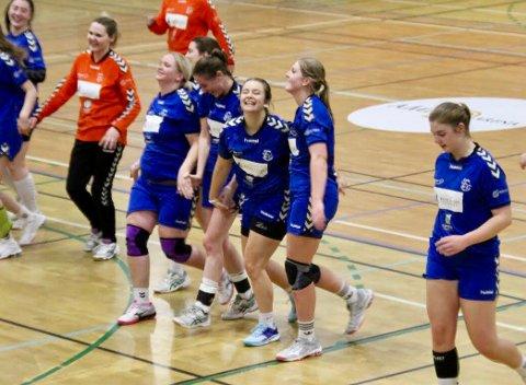 LEKTE SEG: Risør, her fra en kamp tidligere denne sesongen, vant som ventet enkelt mot Grimstad studentidrettslag.