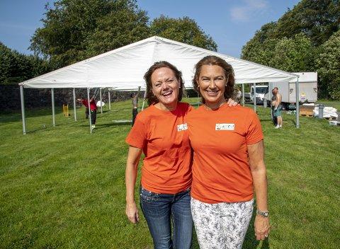 Prosjektleder for Bergen Matfestival, Ingerid Wembestad og daglig leder i Matarena AS som arrangerer festivalen, Alexandra Krage Angell har jobbet med årets festival helt siden fjorårets var ferdig. Nå ser de frem til en helg i lokalmatens tegn.