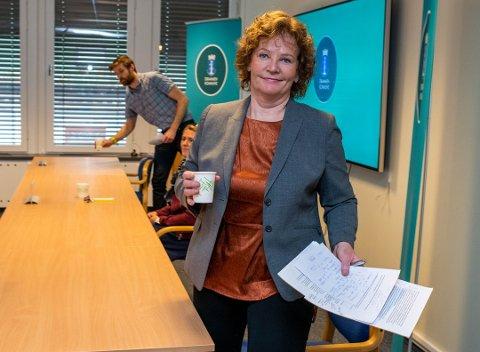 Trine Aas gir seg som kommunalsjef for hjemmetjenester og institusjoner i Drammen kommune.