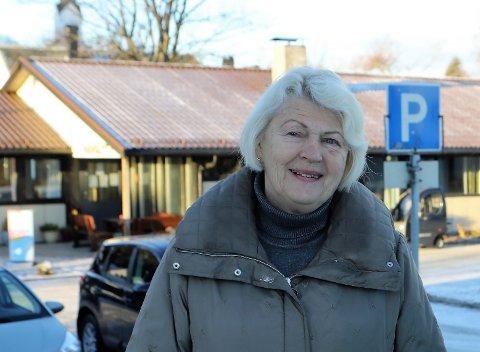 FASTE MIDDAGSSELSKAP: Reidun Espeland i Flora Pensjonistlag ønskjer at eldre kjem saman, og no frister ho med fire datoar framover våren.