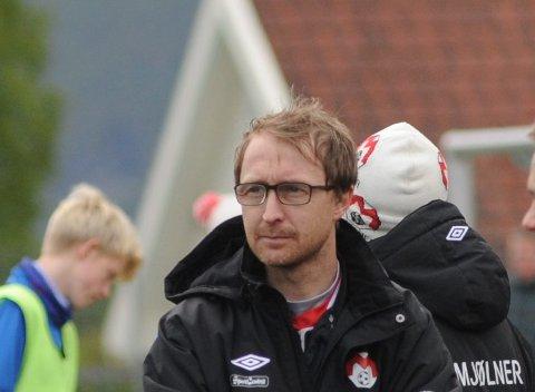 Stian Johnsen ser bedring i spillet, til tross for nytt tap.