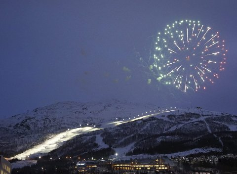 VIKTIG: Nordland, Troms og Finnmark er ekstremt viktige for Norge når det gjelder naturressurser og strategisk plassering, skriver administrerende direktør i Mo Industripark, Arve Ulriksen i dette debattinnlegget.Foto: Fritz Hansen