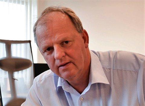 I PLUSS: Horten kommune gikk 5,7 millioner kroner i pluss i 2020.  Torsdag morgen orienterte kommunedirektør Ragnar Sundklakk kommunestyret.