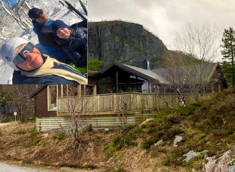 I september kjøte Christine og mannen hytte i Sirdal. Et kjøp de overhodet ikke angrer på.