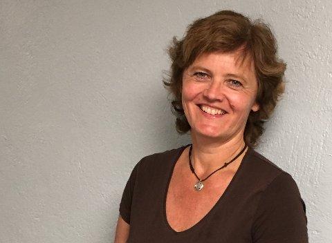 NYANSATT: Anne Lie Kongsrud (54) har takket ja til stillingen som assisterende rektor på Lunner barneskole.