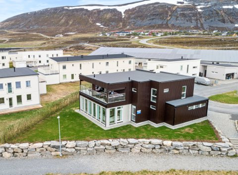 DYREST: Denne boligen i Letunet solgte Fred Johansen for 6,5 millioner kroner.