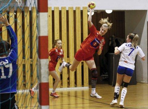 EURO YOUTH CAMP: MHK J16 skal møte tre lag i turneringen som spilles samtidig med gruppespillet i EM.  Foto: Per Vikan