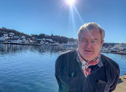 Medlem i Kragerø havnestyre, Per Kristian Nilsen (Ap) mener det er uaktuelt å privatisere deler av det planlagte bryggeanlegget utenfor dagens dypvannskai.