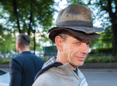 REALITYCOMEBACK: Leif Einar «Lothepus» Lothe (51)er en av ti deltakere som kommer på skjermen i ny runde av Camp kulinaris etter nyttår.