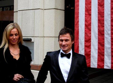 WASHINGTON DC, USA, 20090120: Petter og Gunhild Stordalen  var i Washington  for å være tilstede da Barack Obama ble innsatt som USAs 44. president.