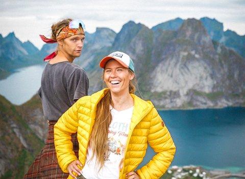 Fotografene Stine Mette Fjerdingstad (30) og Halvdan Jarl Laugerud (32).